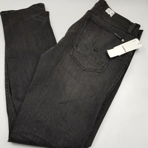 🔥SOLD🔥Hudson Slim Straight Jeans 36x32